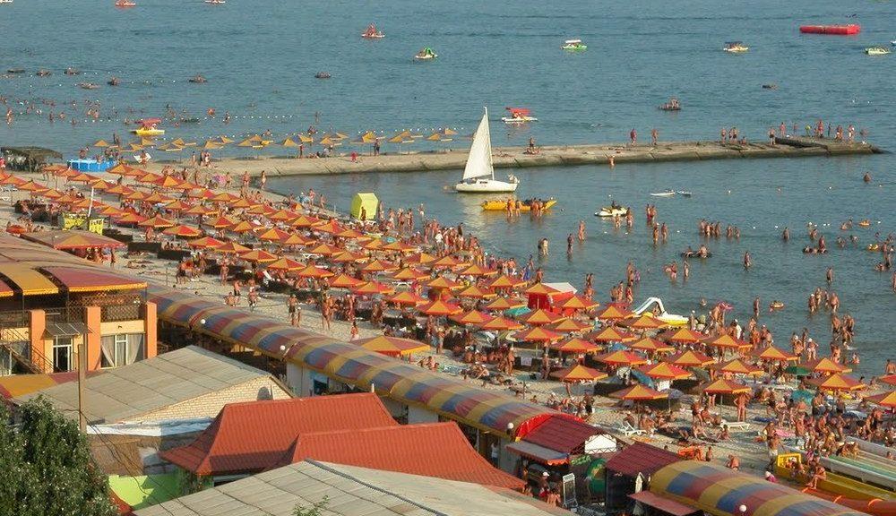 Железный порт: отдых, пляжи, цены на жилье